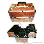 Leopard Pattern Cosmetic Case