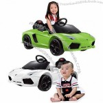 Licensed Lamborghini Aventador LP 700-4 RC Ride-on Car for Kids