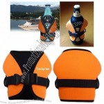 Life Jacket Bottle Cooler Can Koozie