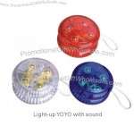 Light Up Sound Yoyo