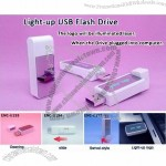 Light-Up USB Flash Drives