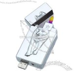 Lighter With Flash Disk