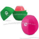 Lip Balm Octagon Ball