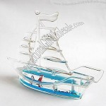 Liquid Sailboat Craft