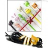 Long Body Animal Cable Holder Wire Wrapper Cable Winder