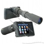 Long Distance-1km Digital Telescope Video Camera With MP4 Function