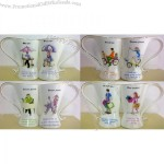 Lovely Ceramic Lover Cup