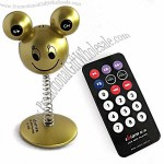 Lovely mickey mouse design Car MP3 player