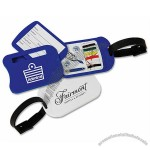 Luggage Tag with Sew Kit