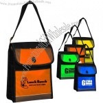 Lunch Tote Bags with Flap Cover