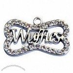 Luxury Metal Hollow Out Pet ID Tag
