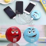 M&M Mobile Emergency Charger Power Bank