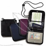 Magellan's RFID Passport/Ticket Wallet