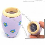Magic Hand Turned Wooden Kaleidoscope Children Toy Lilac