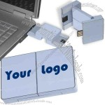 Magic USB Card Shaped Puzzle with built-in USB Memory Stick