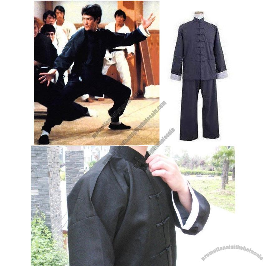 Martial Arts Uniform - Three Pieces Chinese Classic Kungfu Suit
