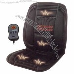 Massage & Heated Seat Cushion