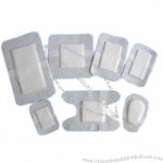 Medical Disposable Nonwoven Adhesive IV Dressing