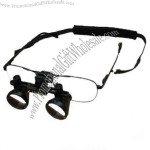 Medical Magnifier, Made of Optical Glass and Zinc Copper Frame