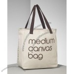 Medium Recycled Cotton Canvas Tote Bag