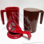 Melamine Filtration Tea Mug