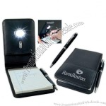 Memo Light Pad with Pen