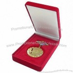 Memorable Medal With An Exquisite Box