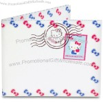 Men's Hello Kitty Airmail Tyvek Mighty Wallet