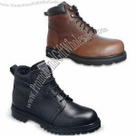 Men's Safety Shoe with Steel Toe and Cambrelle Lining