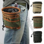 Mens Fashion Canvas Casual Case Pocket for Golf