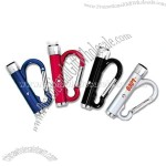 Metal Carabiner Projection Line Key chain