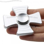Metal Cross Quad-bar Hand Fidget Spinner Fiddle Toy