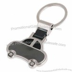 Metal Fancy Car Keychain