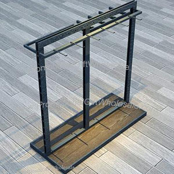 metal garment stand clothes display rack cheap price