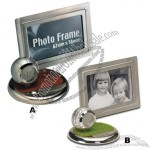 Metal Golf Picture Frame Clock(1)