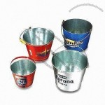Metal Ice Cube Buckets