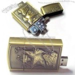 Metal Lighter USB Flash Drive