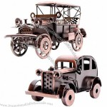 Metal Toy Car in Classical Vehicle Car Shape