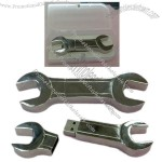 Metal Wrench-Spanner USB Flash Drive Disk