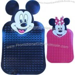 Mickey and Minnie Dashboard Sticky Mat, Non-slip Pad