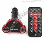 Mickey Car MP3 Player with FM Transmitter