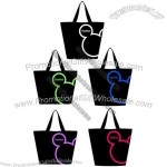 Mickey Design UV Bag Colour Changing Bag