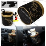 Mickey Mouse car pocket pouch