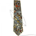 Mickey Mouse Neck Polyester Tie