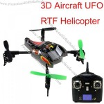 Micro V202 Beetle 4CH 2.4G 4-Axis RC Quadcopter Scorpion UFO