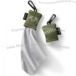 Microfiber Lens Cloth w/ Snap Hook