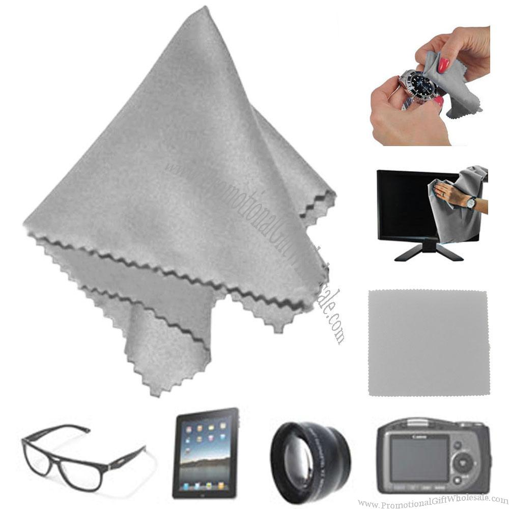 Microfiber Screen Cleaning Cloth Promotional: Microfiber Optical Cleaning Cloth Lens Screen Clean LCD