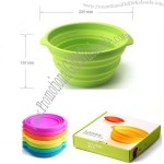 Microwave Safe Silicone Collapsible Bowl