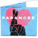 Mighty Wallet Paramore Cross Them Tight