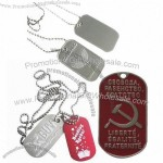 Military Dog Tag Necklace(1)